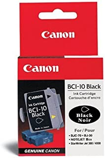 Canon BCI-10 Ink Tank-Black 0956A003