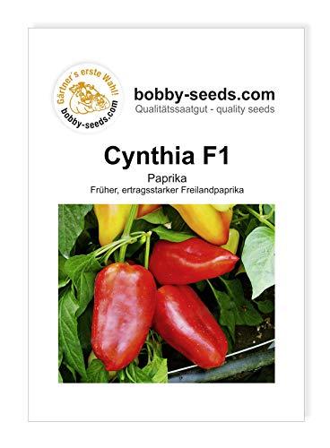 Cynthia F1 Paprikasamen von Bobby-Seeds, Portion