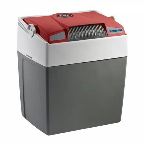 Mobicool 9103500790 G30 AC/DC Thermoelektrische Kühlbox für Auto und Steckdose, 29 Liter, Energieklasse A++