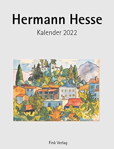 Hermann Hesse 2022. Kunstkarten-Einsteckkalender