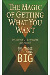 The Magic of Getting What You Want Capa comum