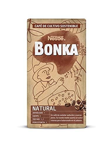 Bonka Café Tostado Molido Natural, 250 g