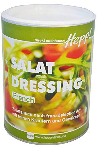 Hepp GmbH & Co KG - Salatdressing French 500 GR