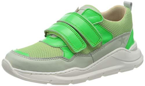 Bisgaard Unisex-Baby pan Sneaker, Mint,33 EU