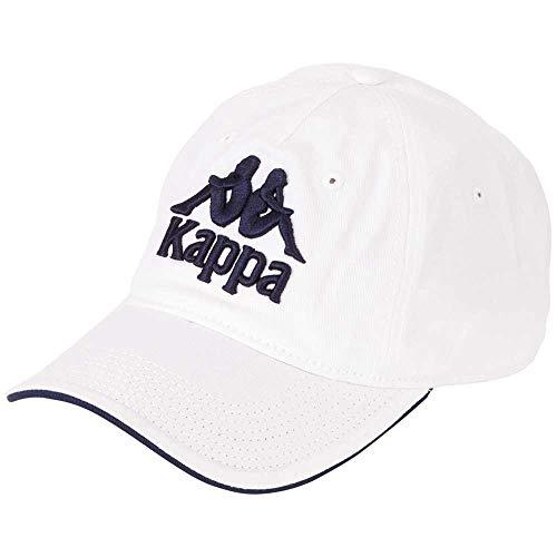 Kappa VENDO Cap, Bright White, One Size