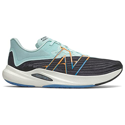 Fresh Steadiness Men's FuelCell Rebel v2, Dimension: 16 Width: D Color: Gloomy/Faded Blue Relax thumbnail