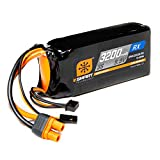 Spektrum 9.9V 3200mAh 3S 15C Smart Life ECU Battery: Universal Receiver, IC3, SPMX32003SLFRX