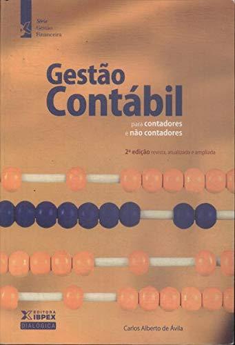 Gestao Contabil - Para Contadores E Nao Contadores