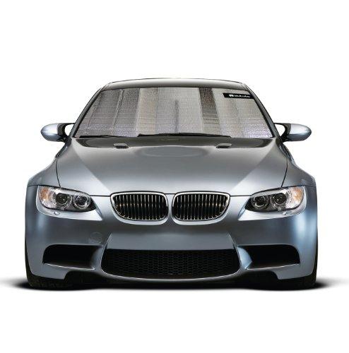 mAuto 3115 Blue Car Sun Shade 27.6' x 51.2'