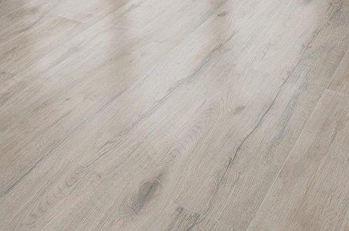BASIC Klick-Vinylboden Landhausdiele Pinie gekalkt 3,8 mm