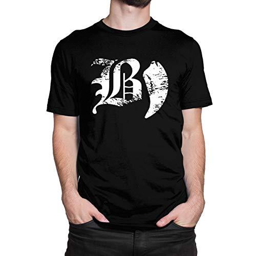 Man American Hardcore Punk Band Beartooth (Band) T Shirt Crewneck Short-Sleeve Shirts, Lightweight Cotton Tee Tops Shirt for Mens, Music Custom Tees Clothes Large Black