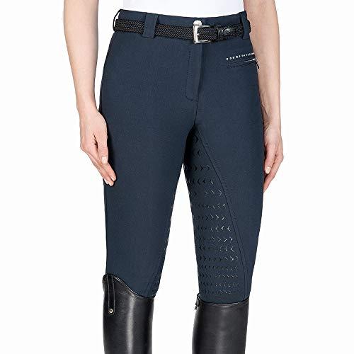Equiline Damen Reithose Cecile Farbe Reitbekleidung Navy, Hosengrößen 36