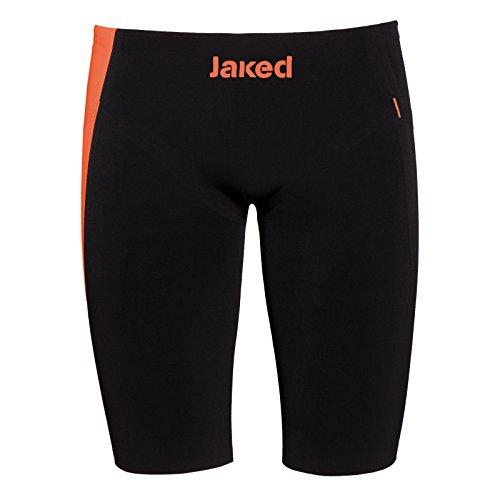 Jaked Costume Competizione Jammer Uomo JKEEL Nero-Arancio Black/Orange - 22