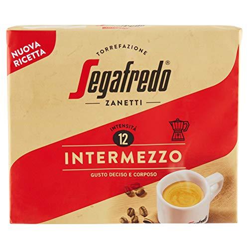 Segafredo Zanetti Caffè Intermezzo, 2 x 225g