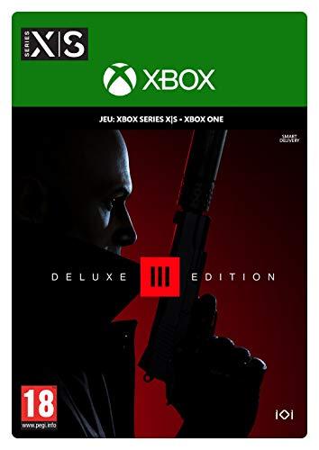 HITMAN 3: Deluxe   Xbox - Code à télécharger