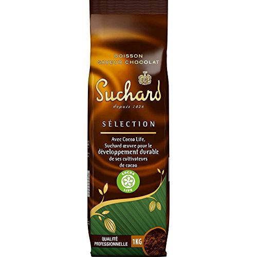 avis chocolat en poudre professionnel Suchard Professional Quality Selection Chocolate Drink Sustainable Cocoa Life 1kg