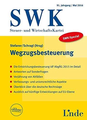 SWK-Spezial Wegzugsbesteuerung