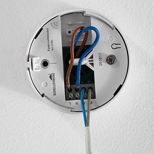 Schellenberg Smart Home Funk-Lichtmodul weiß - 4