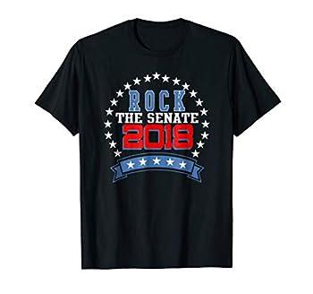 Kid For US Senate Election Shirt Rock The Senate 2018