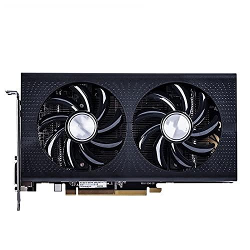 FIT FOR Sapphire RX 460 Tarjeta de Video de 4GB GPU AMD Radeon RX460 4GB OC Tarjetas gráficas de Pantalla PC de Escritorio Mapa de computadora HDMI PCI-E X16