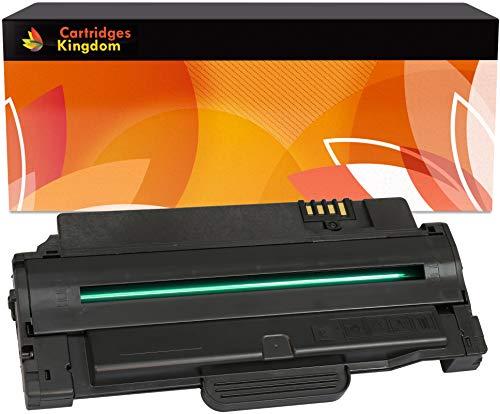 Cartridges Kingdom MLT-D1052L Compatible Cartucho de Tóner para Samsung ML-1910 ML-1911 ML-1915 ML-2525 ML-2525W ML-2580N SCX-4600 SCX-4600FN SCX-4623F SCX-4623FN SCX-4623FW SF-650 SF-650P