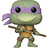 Funko Pop Retro Toys : Teenage Mutant Ninja Turtles - Donatello 3.75inch Vinyl Gift for Anime Fans SuperCollection