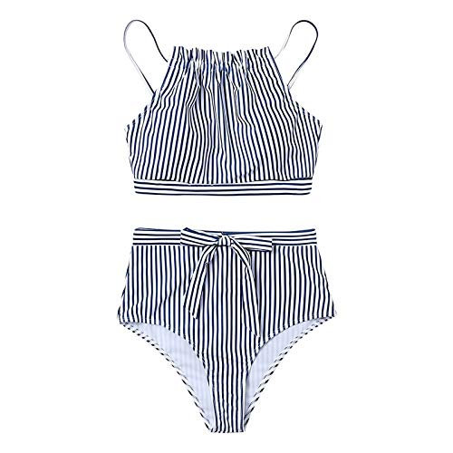 Pure Two-Piece Bikini Set Solid Colour Swimwear Swimsuit Beachwear Set Stylish Bathing Costume for Summer Holiday Pool Swimming Surfing Water Volleyball