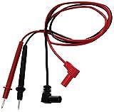 AERZETIX: Cables de multímetro para comprobador de corriente eléctrica C3370