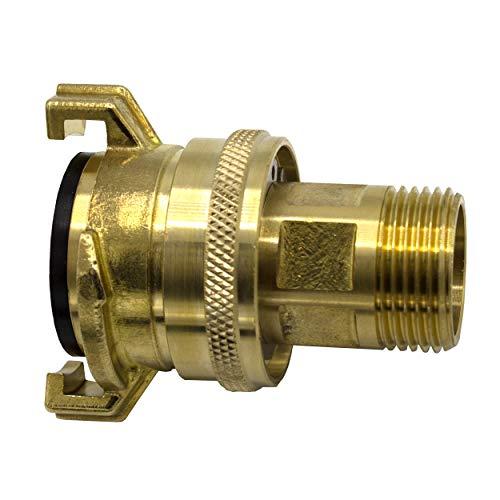 VARIOSAN Saug- und Hochdruckkupplung 14016, 1