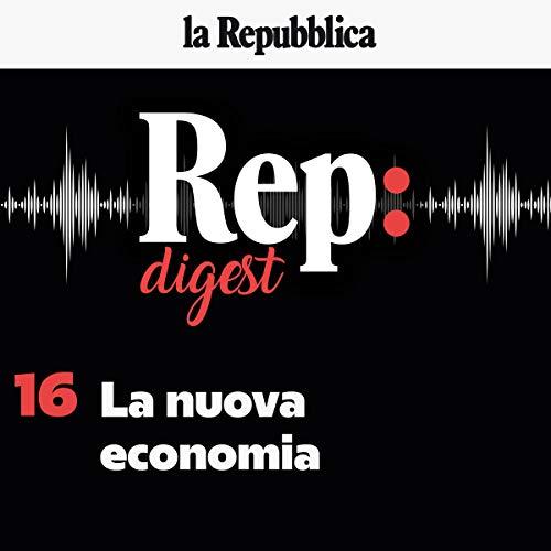 La nuova economia audiobook cover art