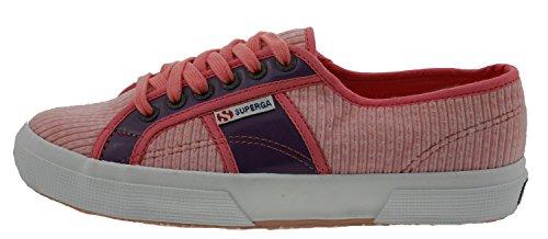 Superga Sneaker 2750 rosa/lila EU 39