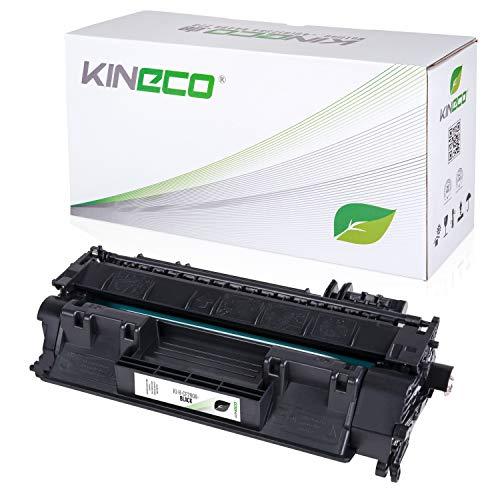 Kineco Toner kompatibel für HP CF280A 80A HP Laserjet Pro 400 M401a M401d M401dn M401dne M401dw M401n HP Laserjet Pro 400 MFP M425dn MFP M425dw