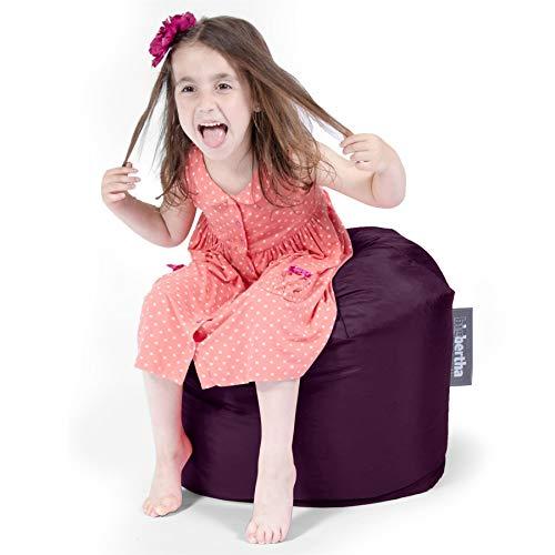 Big Bertha Original, Kinder Sitzsack Sessel, Lila
