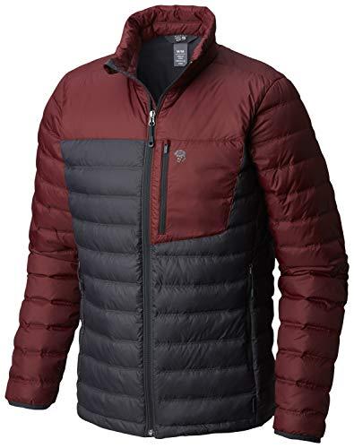 Mountain Hardwear Men's Dynotherm Down Jacket - Shark - Small