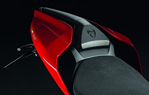 Ducati 959 Panigale Single-Seater Cover Set Red 97180321A