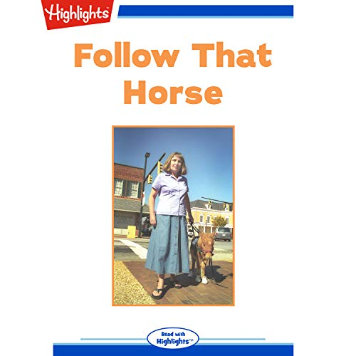 Follow That Horse audiobook cover art