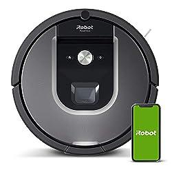 professional IRobot Roomba 960 Robot Vacuum – Wi-Fi connection, Alexa integration, perfect for pet hair, …