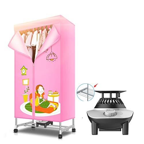 GUO@ 900w mobile Doppel Tuch Trockner Baby Keramik Desinfektion Lagerung Kleiderschrank professionelle Unterwäsche Sterilisationsmaschine...