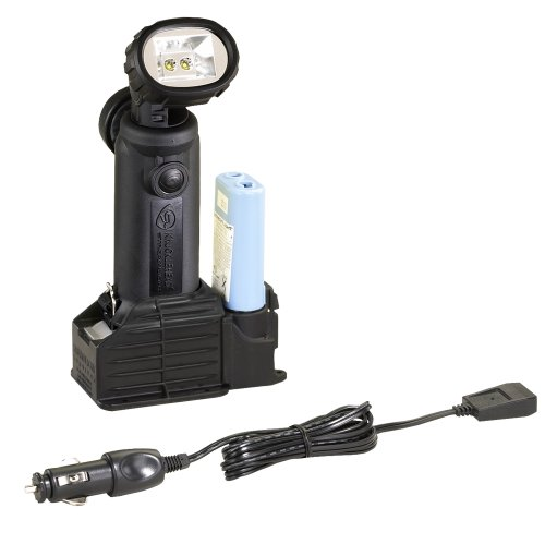 Streamlight 90620 Knucklehead Work Light with 12V DC Fast Charger, Black - 200 Lumens