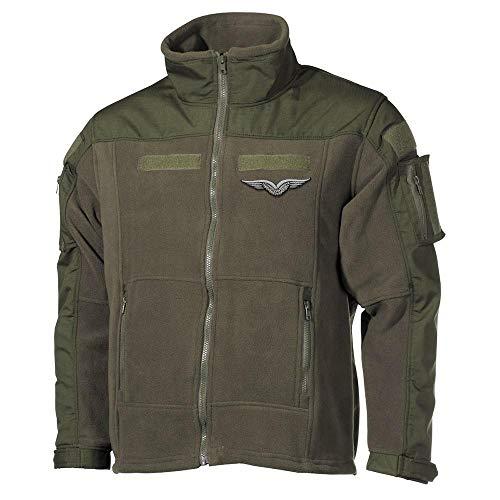 Feldschmiede Luftwaffe Fleecejacke Bundeswehr Jacke