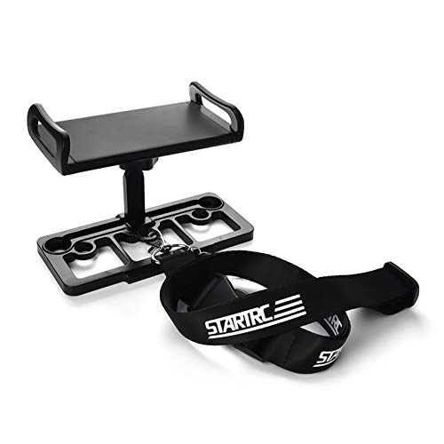 POHOVE Drone Tablet Holder,Adjustable Remote Controller Bracket,Drone Extender Mount Holder With Lanyard Storage Bag,Compatible With Mavic Air 2/Mavic Pro/Mavic Mini/Mavic Mini 2/Spark