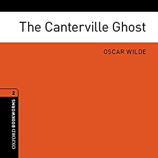 The Canterville Ghost (Adaptation) audiobook cover art