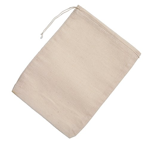 Cotton Muslin Bags 25 Count (5 x 7 inches) Natural...