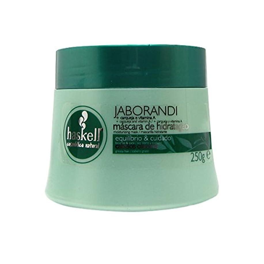 サークルヘッジアノイHaskell Jaborandi Hair Mask 250g [並行輸入品]
