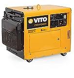 VITO 5KVA 9PS Silent Diesel Stro...