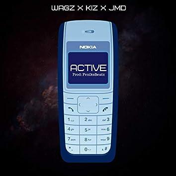 Active (feat. Wagz & Kiz)