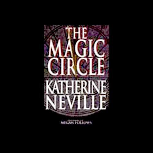 The Magic Circle audiobook cover art