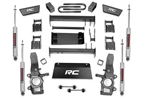 03 f150 4in lift kit - 2