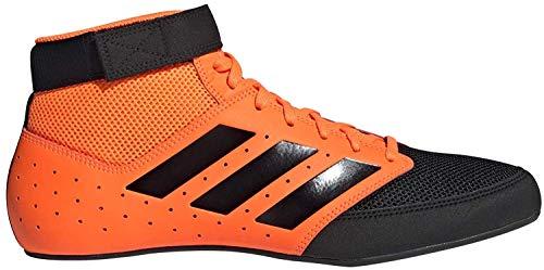 adidas Mat Hog 2.0 Orange/Black Wrestling Shoes 13