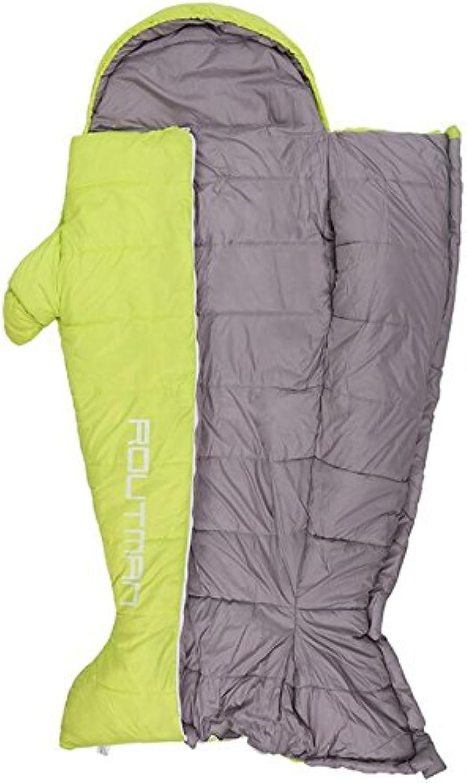 TTYY Schlafsack Herbst und und und Winter Indoor Wärme Preservation Super Licht Tragbare Camping Outdoor B0774T5VD2  Modernes Design 147e33